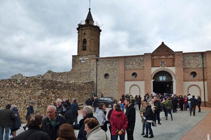Ruta Subida a la Ermita- Herrera de los Navarros