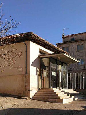 Casa de Cultura - Herrera de los Navarros