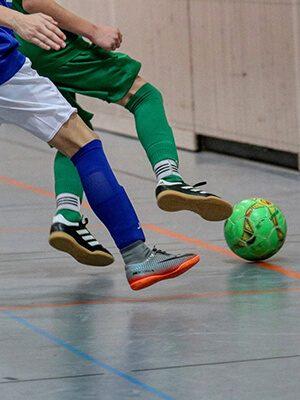 Torneo de futsal Sierra de Herrera