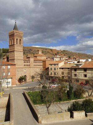 Plaza Mayor - Herrera de los Navarros
