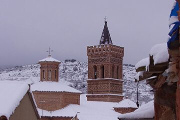 Torre Nevada - Herrera de los Navarros